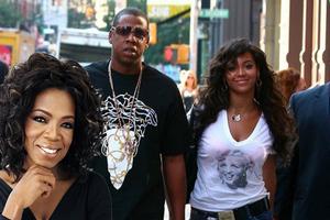 Κουμπάρες θα γίνουν Beyonce και Oprah!