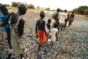 Σώθηκαν από τους αντάρτες και κινδυνεύουν από τη πείνα