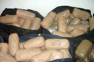 Εντοπισμός μεγάλου φορτίου ναρκωτικών από την Αλβανία