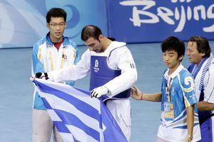 Μόνο με Νικολαϊδη στους Ολυμπιακούς το τάε-κβον-ντο