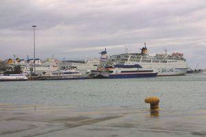 Κανονικά τα δρομολόγια των πλοίων