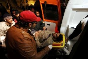 Πορείες κατά των δυνάμεων ασφαλείας στην Αίγυπτο