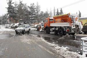 Χωρίς προβλήματα η κυκλοφορία στη Μακεδονία