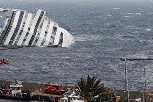 Ανοίγει το «μαύρο κουτί» του Costa Concordia
