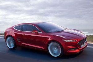 Νέο κουπέ μοντέλο ετοιμάζει η Ford
