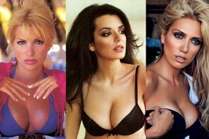 Οι πιο hot ελληνίδες παρουσιάστριες της TV