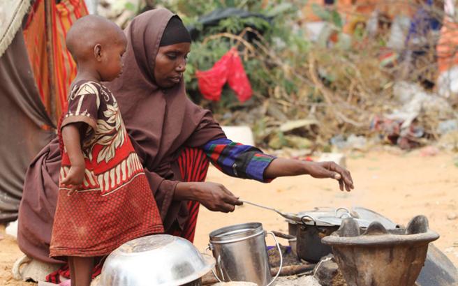 Έκκληση του ΟΗΕ για το φάσμα λιμού που αντιμετωπίζουν 20 εκατομμύρια άνθρωποι