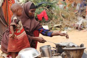Οξύ πρόβλημα υποσιτισμού για 1,4 εκατ. παιδιά στη Σομαλία
