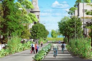 «Πράσινες» υποδομές στο Βιοτεχνικό Πάρκο Λιτοχώρου