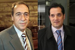 Κόκκινο πανί η συνάντηση του  Άδωνι Γεωργιάδη με μουσουλμάνο βουλευτή