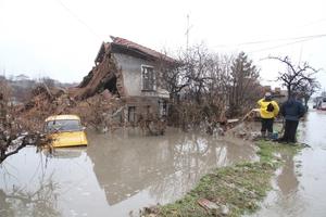 Προειδοποίηση για πλημμύρες στη Βουλγαρία