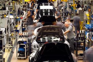 Νέα σημαντική πτώση της βιομηχανικής παραγωγής