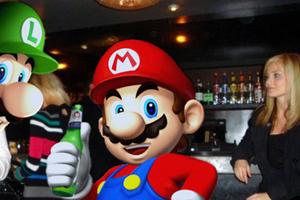 Οι ήρωες των video games «φτιάχνουν» λογαριασμό στο Facebook!