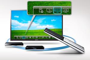 Ένα χειριστήριο της Samsung για όλες τις συσκευές
