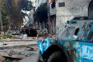 Έκκληση στη Δαμασκό να μην προβεί σε αντίποινα