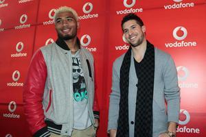 Η Vodafone στο πλευρό του Ολυμπιακού