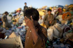 Ανθεί η παιδική εργασία στο Αφγανιστάν