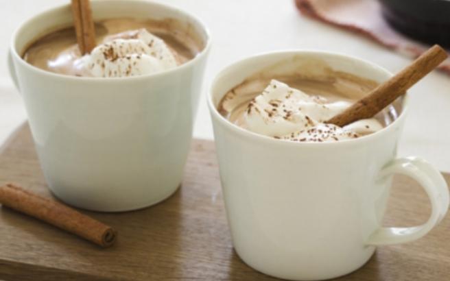 Αποτέλεσμα εικόνας για λευκή σοκολάτα ρόφημα