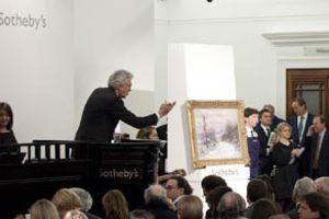 Πίνακας του Μονέ πουλήθηκε για 9,8 εκατ. ευρώ
