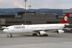 Έσπασε τζάμι αεροπλάνου της Turkish Airlines