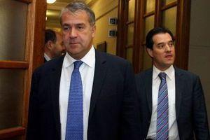 Παραμένει ο Μάκης Βορίδης στην κυβέρνηση