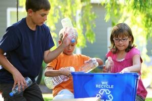 Οι έξι τρόποι για να αποκτήσει το παιδί οικολογική συνείδηση