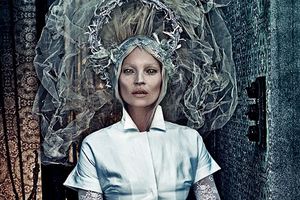 Η αγγελική και δαιμονισμένη πλευρά της Kate Moss