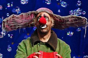 Αλλαγή ώρας στις παραστάσεις του Slava's Snow Show