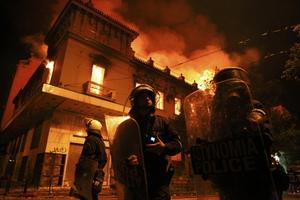 Αποκαΐδια η ιστορία της Αθήνας!