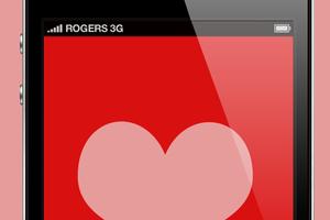Τα πέντε καλύτερα apps για του Αγίου Βαλεντίνου