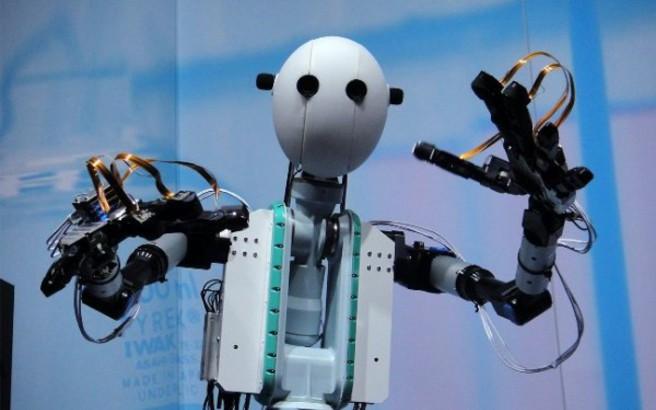 Ιάπωνες επιχειρούν να ενώσουν ρομπότ με ανθρώπους