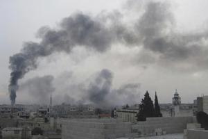 «Στη Συρία συντελούνται εγκλήματα κατά της ανθρωπότητας»