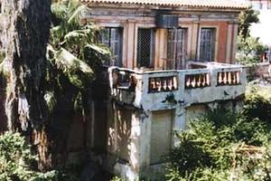 Ανδρο τοξικομανών η οικία Τρικούπη στο Άργος