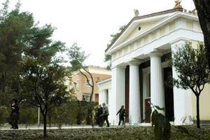 Συνελήφθησαν ύποπτοι για τη ληστεία στην Αρχαία Ολυμπία