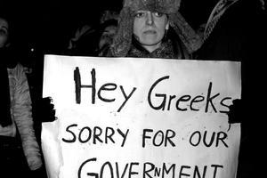 «Έλληνες, συγνώμη για την κυβέρνησή μας»