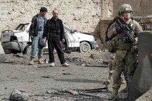 Διπλό χτύπημα με εννέα νεκρούς στο Αφγανιστάν