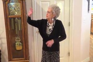 Απέτισε φόρο τιμής στη Whitney Houston «ρίχνοντας» έναν χορό