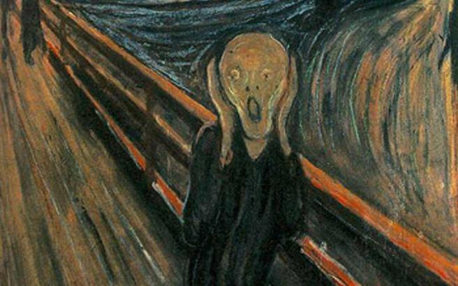 Παραλλαγή της «Κραυγής» στο σφυρί από τον Sotheby's