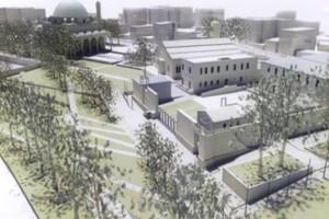 «Πράσινη» ανάπλαση στις παλιές Φυλακές Τρικάλων