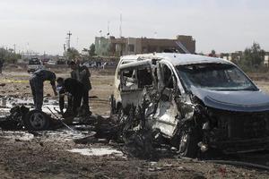Τουλάχιστον πέντε νεκροί και 25 τραυματίες στο Ιράκ