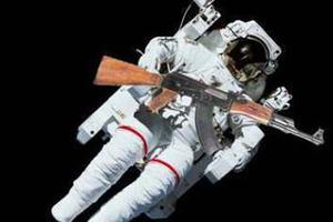 Μπορείς να πυροβολήσεις στο διάστημα;
