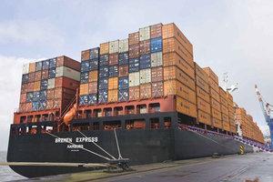 Μείωση 3,4% κατέγραψαν το Νοέμβριο οι εξαγωγές στη Γερμανία