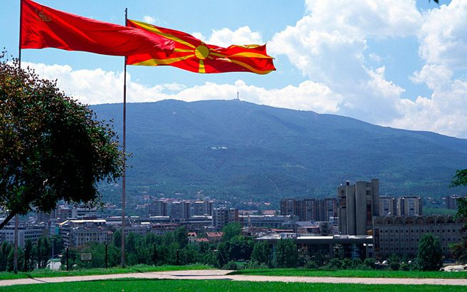 Αμερικανός γερουσιαστής: Η «Μακεδόνια» δεν είναι χώρα