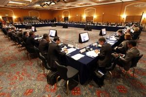 Η Ουκρανία στο προσκήνιο της συνόδου κορυφής του Μπρισμπέιν