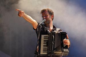 Maraveyas Ilegal live @ Βοτανικός Live Stage