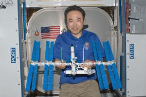 Ιάπωνας αστροναύτης κατασκεύασε διαστημικό σταθμό από Lego