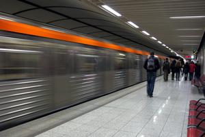 Στην κυκλοφορία σήμερα οι δύο νέοι σταθμοί μετρό
