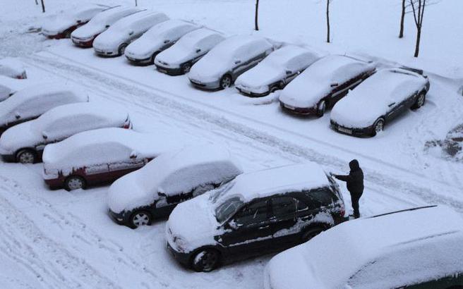 Προστασία του αυτοκινήτου από το κρύο και το χιόνι
