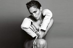 Η Jennifer Lopez σε ρόλο μποξέρ