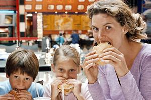Οι υγιεινές επιλογές του fast food